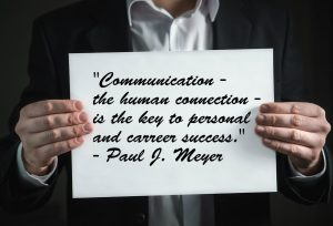 communication quote