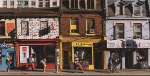 urban e commerce street shop