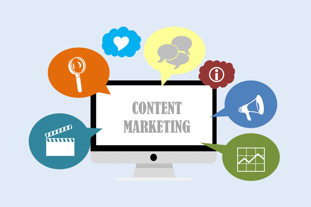 5 Content Marketing Trends for 2019