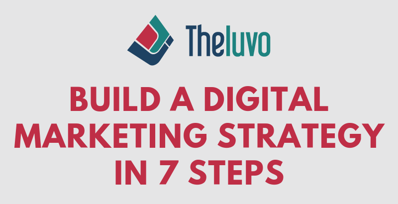 Build a Digital Marketing Strategy in 7 Steps (Infographic)