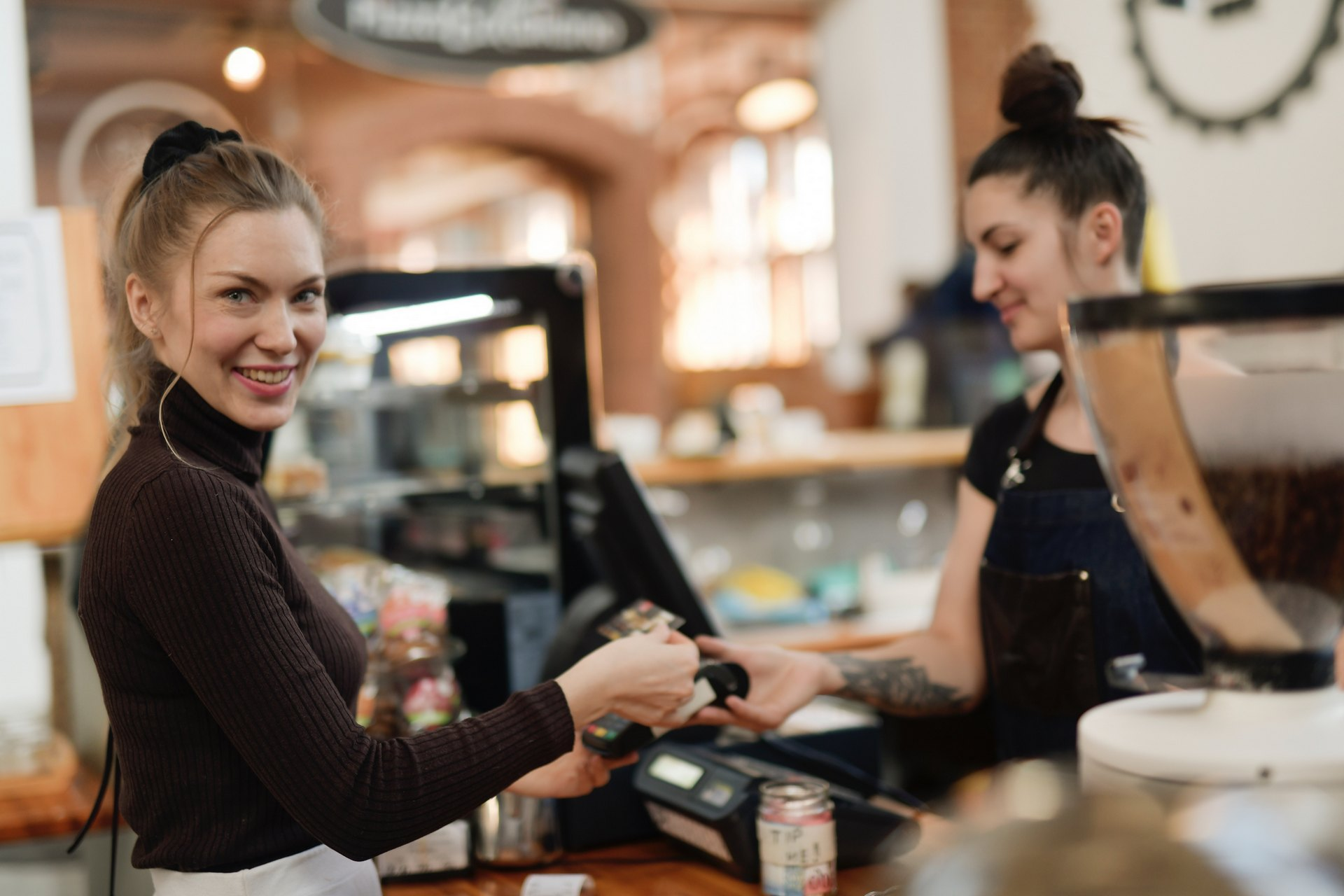 business increase customer loyalty