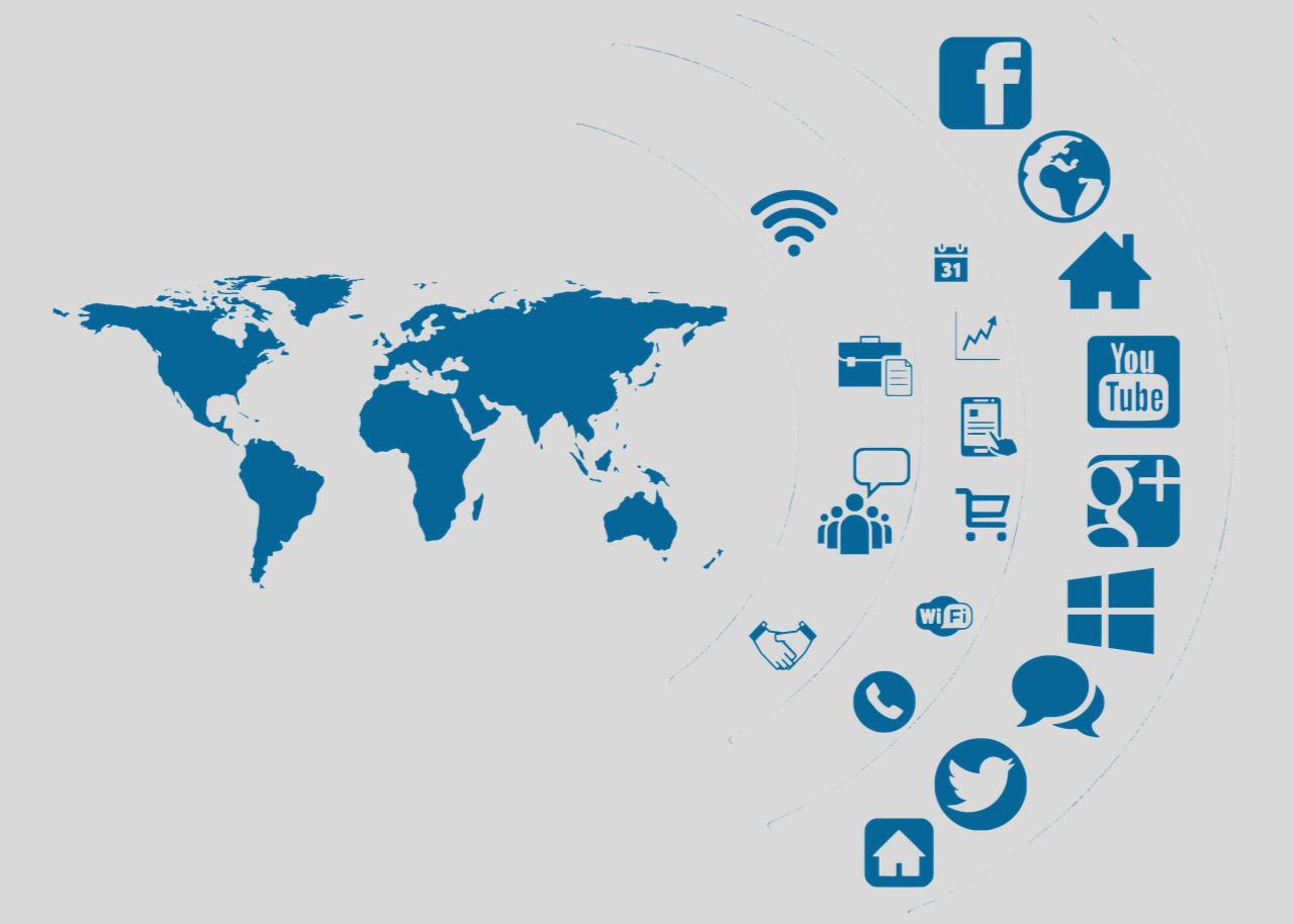 social media presence covid-19