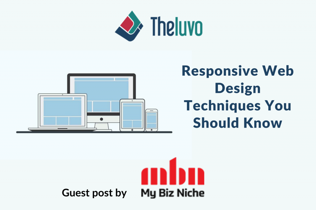 Responsive Web Design Techniques You Should Know